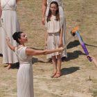 Εικόνα  02:    Τελετή  Αφής  της  Ολυμπιακής  Φλόγας    2010