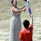 Εικόνα  04:    Τελετή  Αφής  της  Ολυμπιακής  Φλόγας    2010