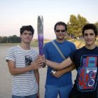 Εικόνα  08:    Τελετή  Αφής  της  Ολυμπιακής  Φλόγας    2010