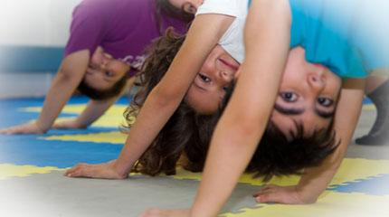 Γυμναστική  και  παιδί
