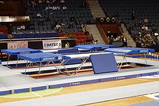 trampoline-Synchronised