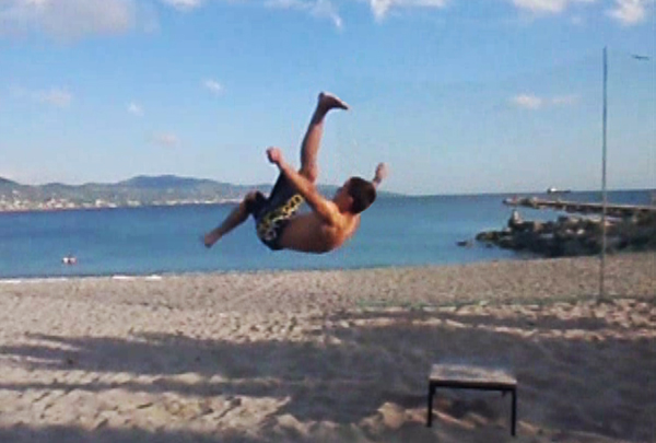 Tricking Kalamata