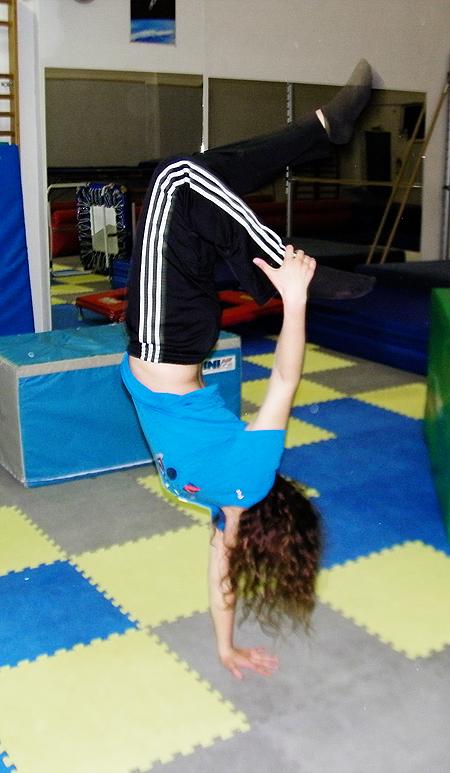 Breakdance Practice2