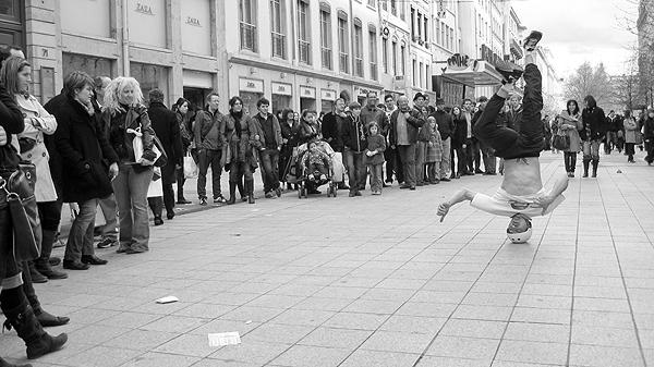Breakdance Street