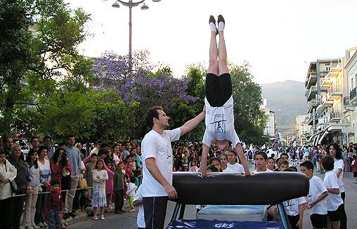 Demostration Kalamata